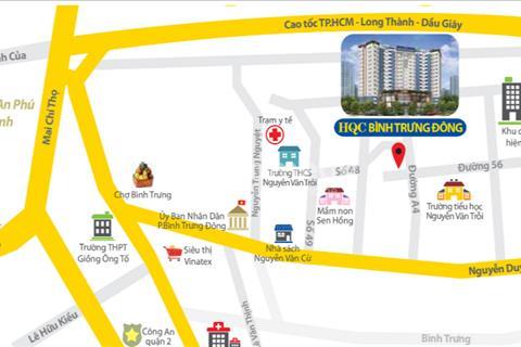 Đang mở bán căn hộ giá rẻ quận 2 siêu dự án HQC Bình Trưng Đông