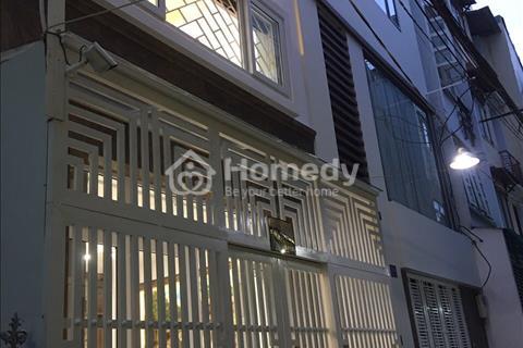 Nhà 4 lầu hẻm 174 Lý Chính Thắng quận 3, 100m2, 3 phòng ngủ, 1 bếp, nội thất