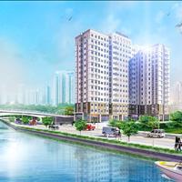 Căn hộ ngay chân cầu Nguyễn Tri Phương - giá chỉ 1,1 tỷ căn 2 phòng ngủ, thanh toán linh hoạt
