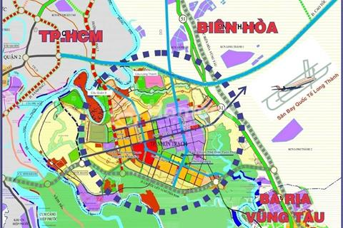 Cần bán lô đất Long Thành, Đồng Nai 219 triệu/100m2, đất đã có sổ hồng