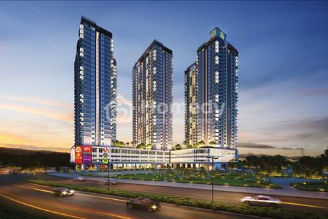 Mua chung cư The Zen Gamuda chiết khấu 6%,1,5 tỷ/căn,view đẹp, trả chậm 0 lãi 24 tháng,trúng oto