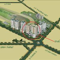 Bán căn hộ cao cấp The EverRich I trung tâm quận 11, từ 4,4 tỷ/110m2, full nội thất
