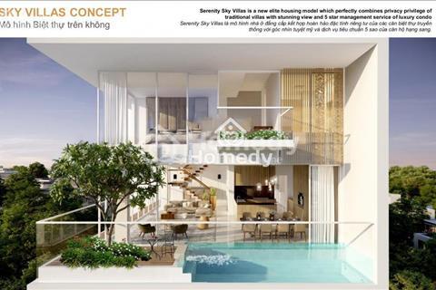 Bán căn hộ villas kế bên Lãnh Sự Quán Nhật Điện Biên Phủ, quận 3, thanh toán 30% nhận nhà