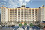Đây cũng là một trong những resort có sự đầu tư công phu của nhà thiết kế Graham Taylor nhằm mang đến dòng condotel lộng lẫy sang trọng như những cung điện châu Âu.