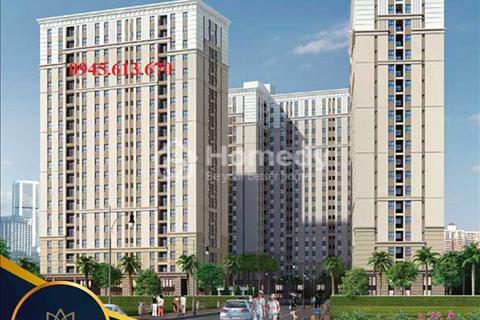 Imperial Place - Căn hộ 2 phòng ngủ giá chỉ từ 807 triệu tại mặt tiền đường Kinh Dương Vương