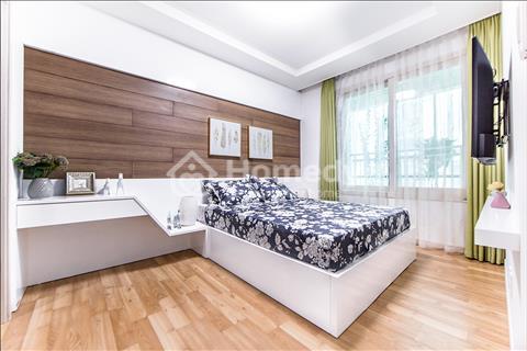 Hot, bán căn hộ diện tích 73m2, 2 mặt thoáng, hướng Tây tứ trạch, giá cực sốc