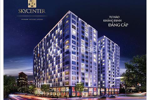 Cho thuê căn hộ Officetel Sky Center view đẹp, chỉ 9 triệu/tháng