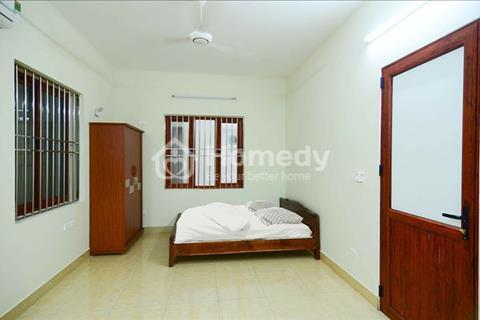 Cho thuê căn hộ chung cư cao cấp ở ngõ 201 Cầu Giấy, diện tích 35m2, giá 4 triệu/tháng