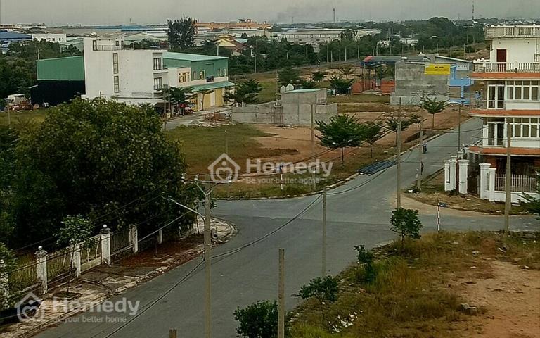 Ngân hàng Sacombank cho vay khách mua đất Bình Chánh cách Aeon Bình Tân 10 phút, sổ riêng