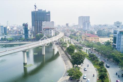 Cho thuê nhà mặt phố Hoàng Cầu  để kinh doanh (Có thang máy, hầm xe, 5m Mặt tiền) ...