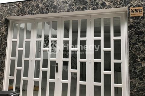 Nhà mới xây phường 5, Thích Quảng Đức, Phú Nhuận cần bán gấp