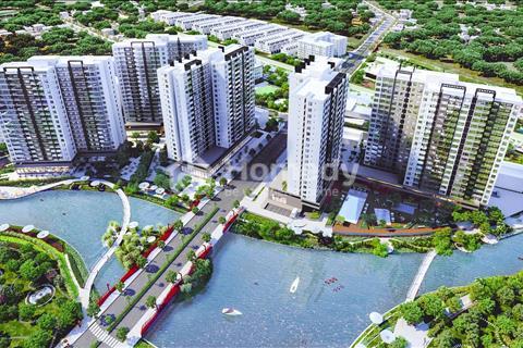 Căn hộ chung cư Mizuki Park, tứ hội ngộ cận viên, ngũ liên thông cận giáo, giá chỉ từ 1,3 tỷ/căn
