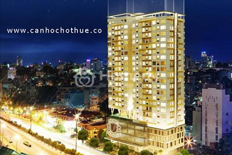 Cho thuê căn hộ chung cư The Prince ResidenceSố 17 đường Nguyễn Văn Trỗi, P. 1, Q. Tân Bình.