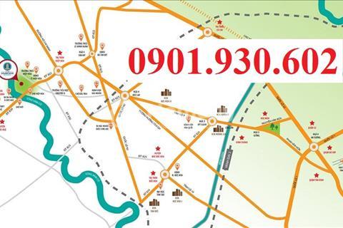 Đặt chỗ ngay những lô nền đẹp nhất dự án Cát Tường Phú Sinh 2 trung tâm khu đô thị Tây Bắc HCM