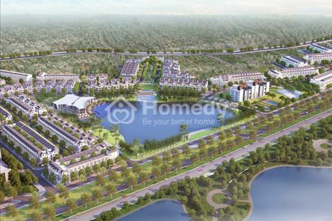 Khu đô thị Bách Việt Lake Garden