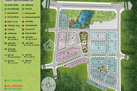 Sở hữu nhà liền kề 82,5m2 với giá từ 6.2 tỷ ngay The Manor Central Park Bitexco Nguyễn Xiển