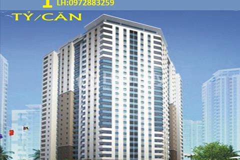 Bán chung cư CT2A Thạch Bàn, giá 12,2 triệu/m2 trực tiếp chủ đầu tư, tư vấn hồ sơ miễn phí