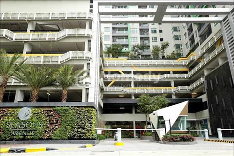 Chung cư Seasons Avenue, 600 triệu nhận nhà ở ngay, chiết khấu 6,5%, tặng ngay máy giặt 15 triệu