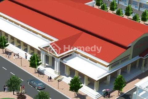 Kiot chợ Điện Nam Bắc gần Cocobay, mở bán những lô cuối cùng