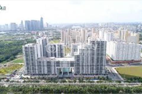 Căn hộ cao cấp Thủ Thiêm, 2PN 60 m2 view sông Sài Gòn