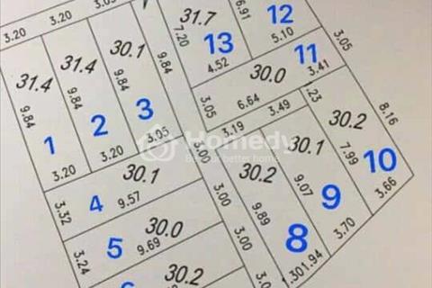 Chính chủ bán nốt 2 lô số 1 và 2 tổ 14 phố Bắc Lãm, Phú Lương, Hà Đông, Hà Nội