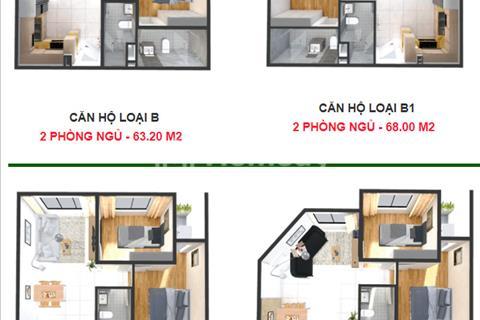 Mở bán căn Penthouse đẹp nhất dự án Green Town Bình Tân, chốn an dưỡng của thời đại mới