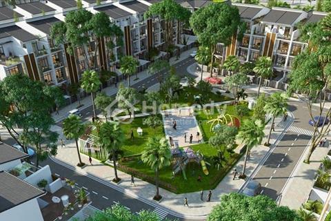 Chính chủ bán lô đất đẹp nhất Tỉnh lộ 8, 5x20m, đối diện công viên, hướng Đông Nam, 590 triệu