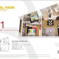 Bán nhanh căn 2 PN đẹp chung cư Royal Park Bắc Ninh, có thể vay 70% và sang tên nhanh trong ngày