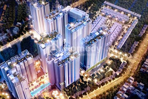 Cần bán căn hộ Hado Centrosa Garden, phường 12, quận 10, 3 phòng ngủ, giá 5,1 tỷ