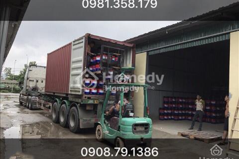 Chính chủ cho thuê kho xưởng 170 - 200 - 210 - 570m2 ngay khu đô thị Cầu Bươu - Thanh Trì - Hà Nội