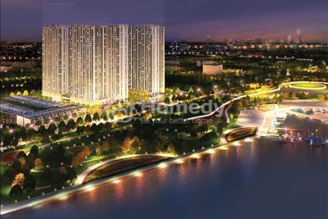 Căn hộ view sông Sài Gòn, đường Đào Trí, Quận 7, giá 1,7 tỷ chiết khấu 3 - 18%, giao nhà hoàn thiện