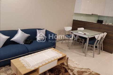 Cho thuê căn hộ cấp cấp TNR The Gold View, 2 phòng ngủ, nội thất cao cấp, chỉ xách vali vào ở ngay