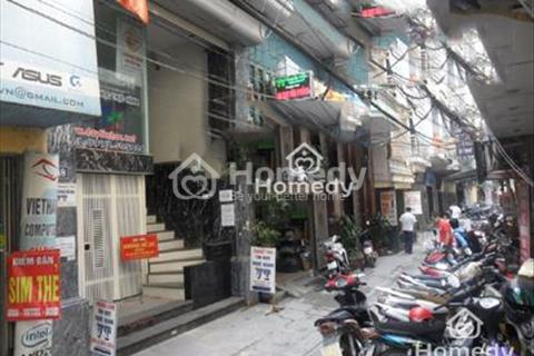 Cho thuê nhà làm văn phòng 7 tầng phố Lê Thanh Nghị
