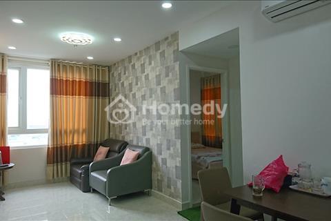 Cho thuê căn hộ Riverside tầng cao view đẹp 2 phòng ngủ, full nội thất