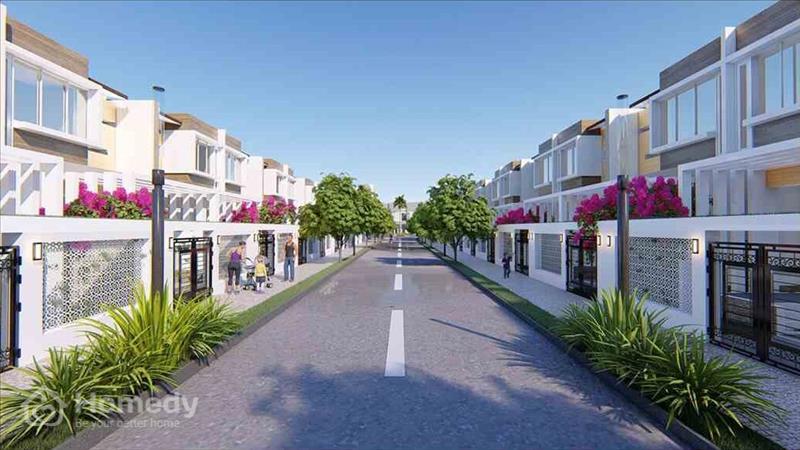 Dự án Khu dân cư Long An Areca Villa Long An - ảnh giới thiệu