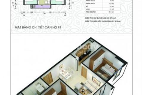 Nhanh tay rước ngay căn hộ chung cư cao cấp C1 Thành Công giá chỉ 39 triệu/m2