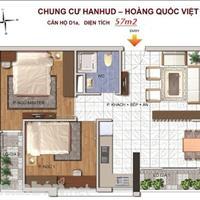 Bán suất ngoại giao giá rẻ tại chung cư Hanhud 234 Hoàng Quốc Việt