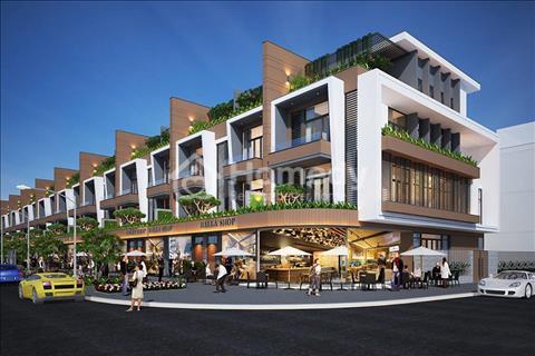 2 căn nhà phố đẳng cấp Châu Âu giá 10,6 tỷ trung tâm Hải Châu Đà Nẵng ngay công viên Châu Á
