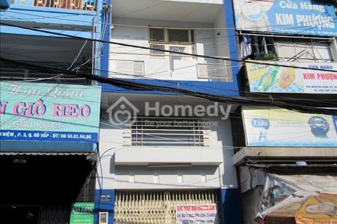 Cho thuê nhà 1 trệt 2 lầu, chợ Tân Sơn Nhất, Nguyễn Kiệm, Gò Vấp