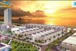 Hamu Bay có tổng diện tích lên tới 155ha bao dọc theo bờ biển trải dài 2km trên địa phận phường Lạc Đạo và phường Đức Long.