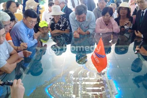 Khu đô thị du lịch nghỉ dưỡng Marine City, chủ đầu tư Nam Hải