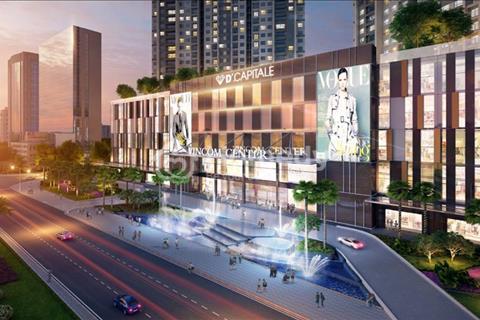 Bán căn hộ SOHO toà C2 dự án D'Capitale chỉ từ 580 triệu