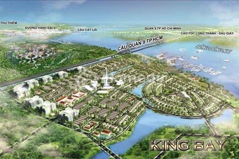 Dự án King Bay, đất nền mặt tiền vành đai 3, sổ đỏ chính chủ, cam kết mua lại sinh lợi 10%