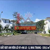 Bán đất lô góc bãi tắm khu đô thị biển An Viên, Vĩnh Nguyên, Nha Trang