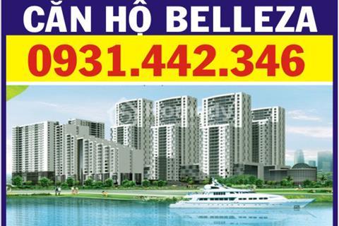 Chuyên bán hoặc cho thuê căn hộ Belleza 92 - 105 - 127m2 nhà trống hoặc full nội thất giá 1.7 tỷ