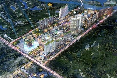 Bán đất nền dự án xây nhà phố, biệt thự ở Cocobay Đà Nẵng, giá chỉ từ 9 triệu/m2