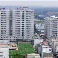 Bán căn hộ Lê Thành đường An Dương Vương, 50m2, căn hộ duy nhất 850 triệu, có sổ hồng