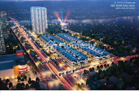 120 căn phố Shophouse đường 15m đối diện nhau, nhận đặt chỗ 100 triệu/căn