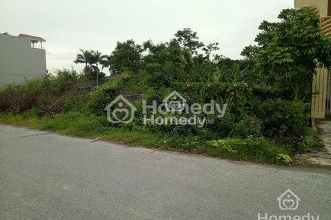 Cho thuê lô đất rộng ngay khu Phố Tây gần khách sạn Mường Thanh
