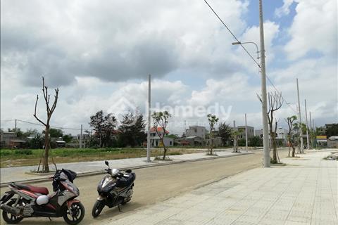 Dãy nhà phố và ki-ot khu phố chợ Điện Nam Bắc